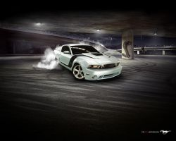 Mustang Configurator by compaan-art