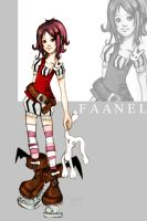 OC - Faanel by froggy-chan