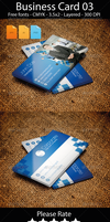 Business Card Design Corporate by artgh