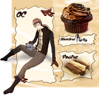 CA|| Ramiro - Chocolate sticks - by K01NU