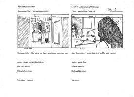 Mel and Mely Fashions Storyboard by melissrrr
