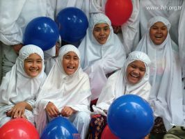Aceh muslim girls by ademmm