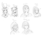 HoC Group Pic by Soryko