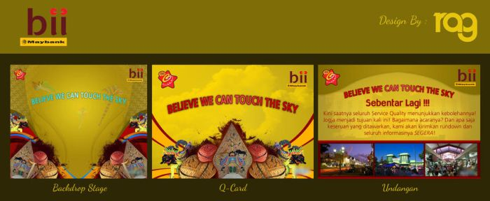Event BII Maybank by relyv
