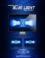 blue light by Bagdadi