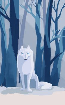 WolfConcept by tunnelinu