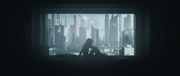 Project 2501 - Ghost in the Shell Homage by IDiivil-Official