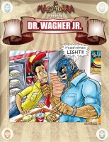 Dr Wagner Jr by nebrag