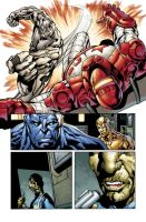 Justice League Gen Lost pg 11 by MarkHRoberts