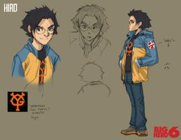 Big Hero 6 Concept: HIRO by DNA-1