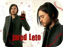 Jared leto by MissArkhamAngel