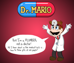 NOT A DOCTOR by yayaroses101