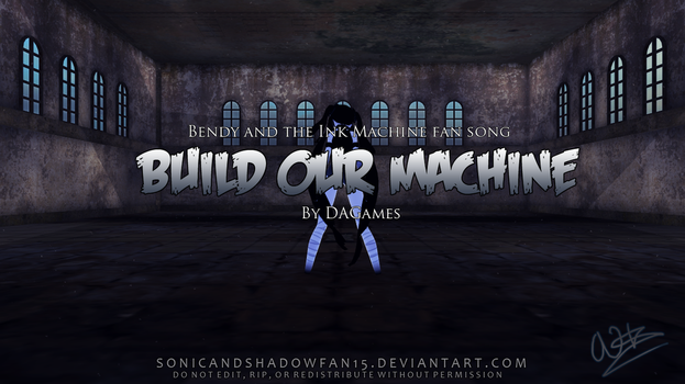 [MMD BIM] Build our Machine WIP 2 (New video) by SonicandShadowfan15