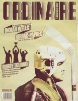 ordinaire mag cover by sounddecor