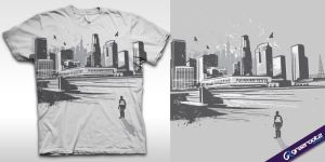 our city tee by grazrootz