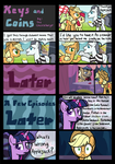 Keys and Coins by TheCheeseburger