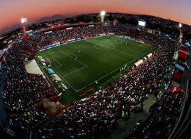 Estadio Caliente by Grinch-Buttercup