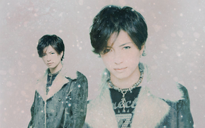 Gackt Wallpaper by ivory-asus