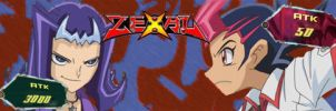 Zexal Faceoff: Yuma v Shark by cohenmarioman