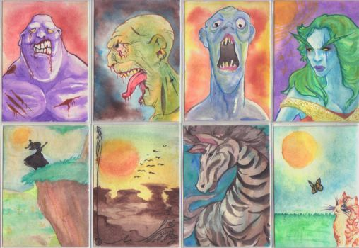 ACEO Update 1 by Boramy