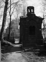 Old cemetery by aOurica