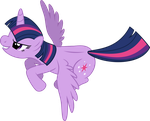 Twilight takes flight by sakatagintoki117