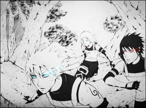 Team 7- Like A Suicide by ilaBarattolo