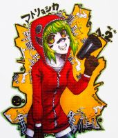 AT: Matryoshka GUMI by DesignsBySloan