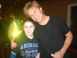 me with vic mignogna by soraissupercute
