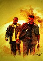 Bad Boys II by aaronwty