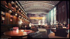 Library of art by yoyowinds