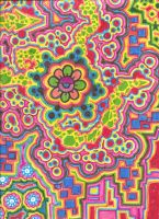 lsd flower by 13coyote
