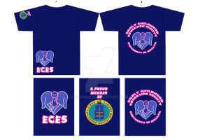 ECES Tshirt Design 3 by didihime