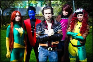 X-Men Assemble by twinfools