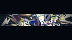 Youtube Banner for my Design Channel :D by KaiichiiGFX