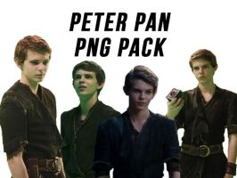 Peter pan png pack by JessicaRufus
