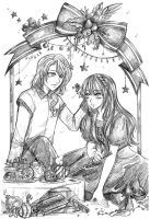 PN : For you MiLady by JBeanSV
