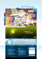 your web dot com by ibrahim-ksa