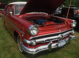 (1954) Ford Customline by auroraTerra