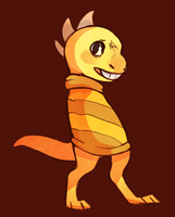 Monster Kid by Susiron