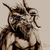 Beastman by LordHannu