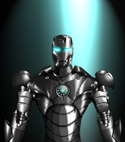 Iron Man Mark II by SlightlyImperfectPro