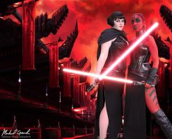 Sith Girls by GroahPhoto
