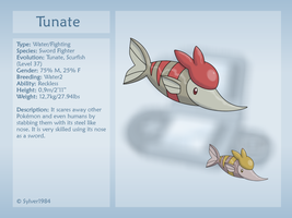 Tunate by sylver1984