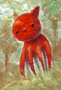 OCTOCAT by quick2004