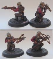 [MODheim] Southlander marksmen with Crossbows by maxxev
