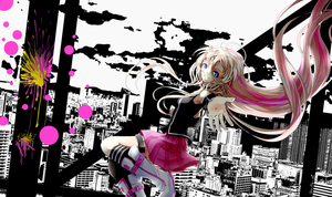 IA : Tokyo Real World by BlueFly-shi
