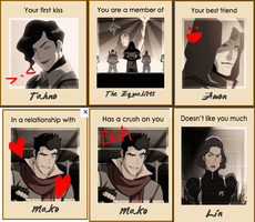 If I were in The legend of Korra by Akadafeathers