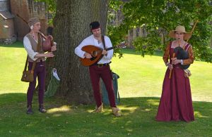Blast From The Past at Kenilworth Castle (4) by masimage
