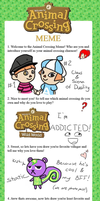 Animal Crossing Meme by Gangsta-Paula